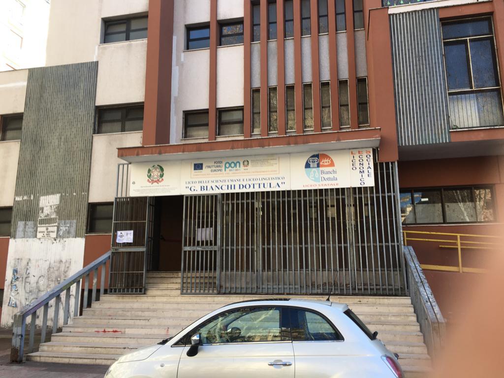 """Liceo delle Scienze Umane, Economico Sociale e Linguistico """"Giordano Bianchi Dottula"""""""