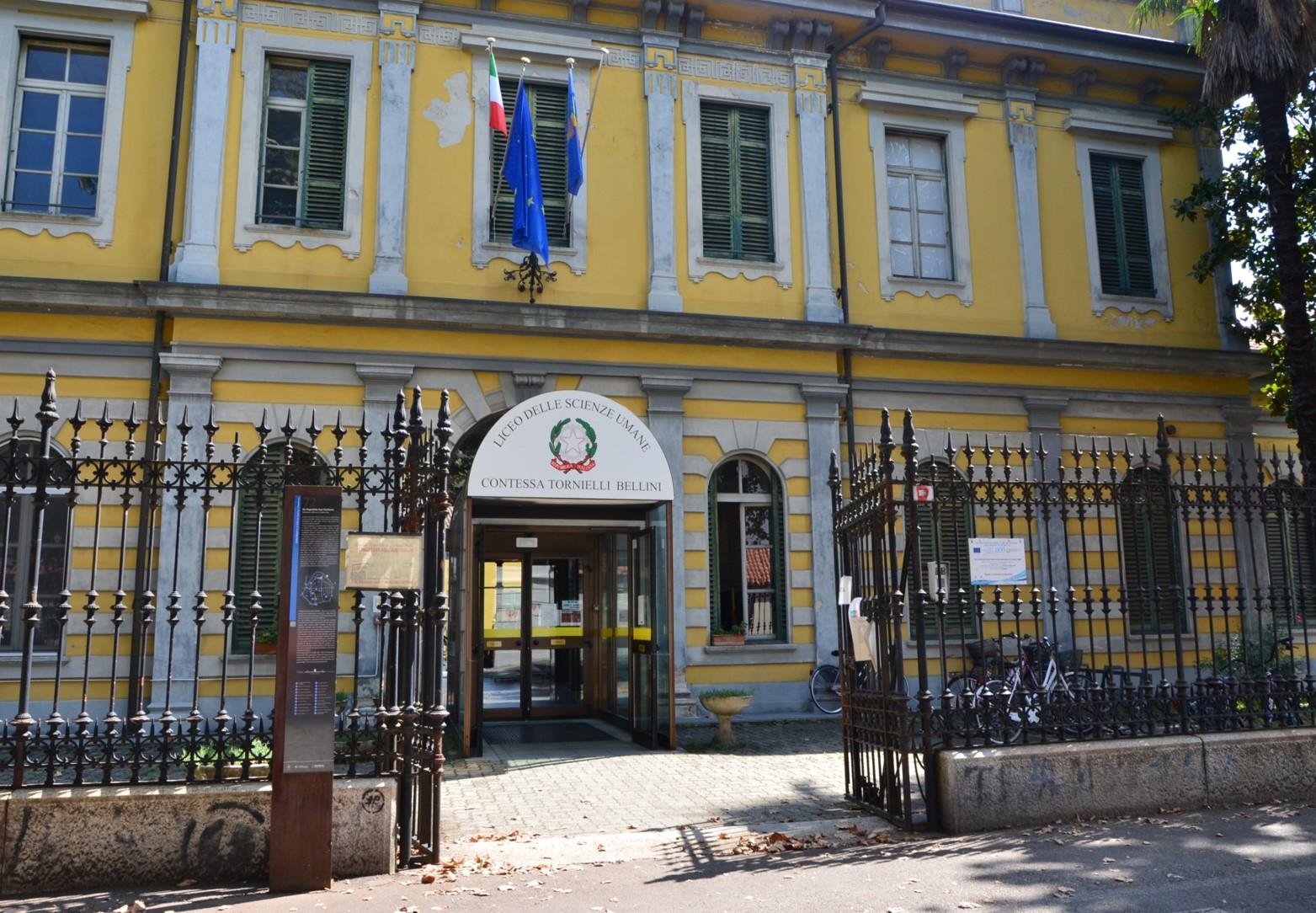 Liceo delle Scienze Umane C.T. Bellini
